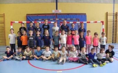 L'école de handball