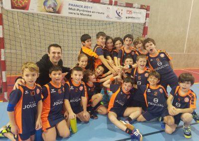 saint girons handball club equipe jeunes