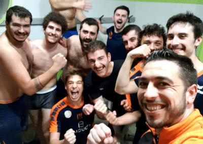 saint girons handball club equipe senior garçons