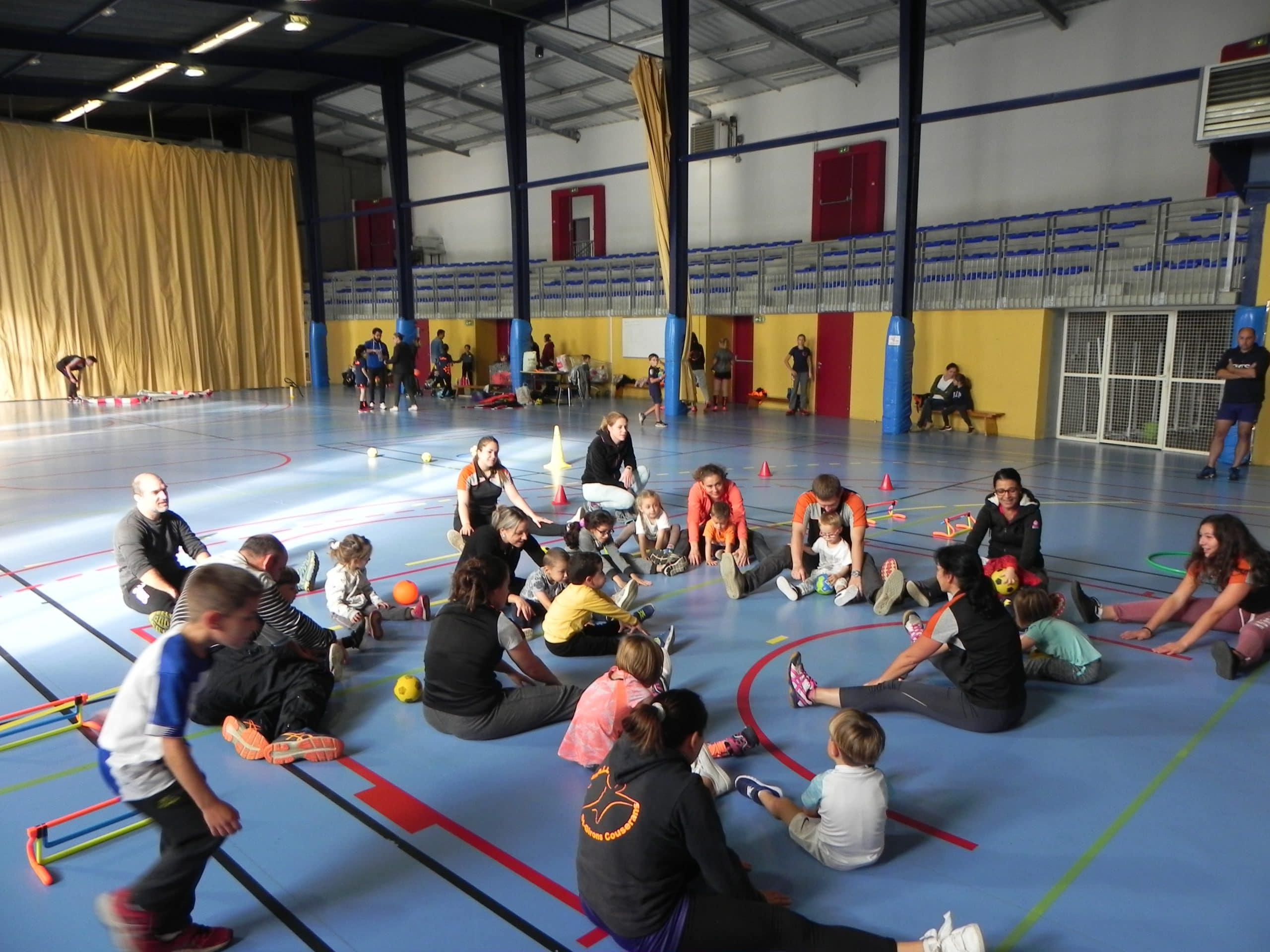 Saint Girons Handball Club Babies