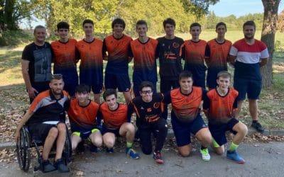 Les -18 ans garçons en Tournoi de préparation