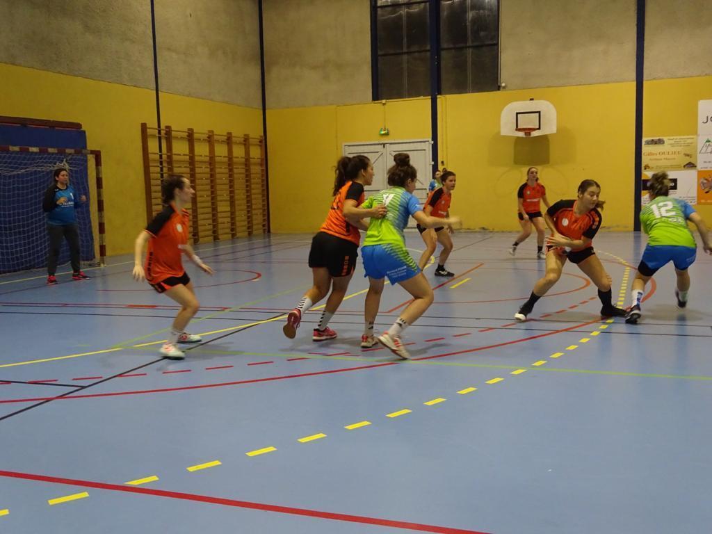 SGHBC. L'agenda du weekend. Le handball reprend ses droits en Couserans.
