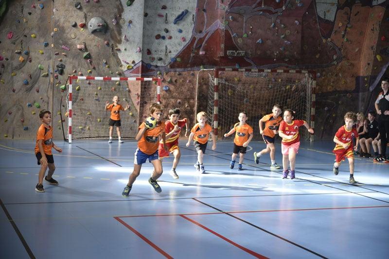 SGHBC. Chez les jeunes. Les Handballeurs prennent la route.