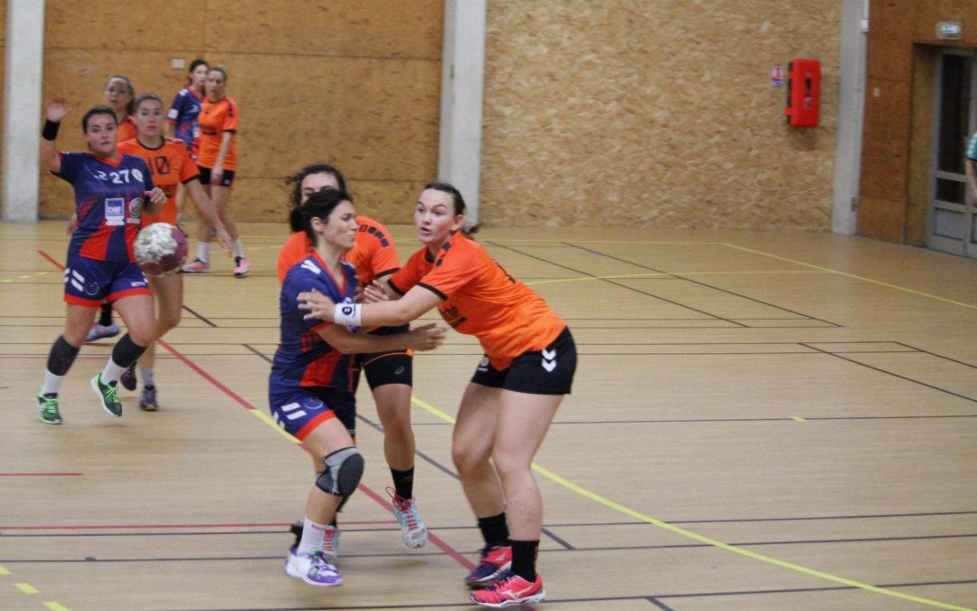 SGHBC. Nationale 3 Féminine. Le championnat reprend pour les Couserannaises.