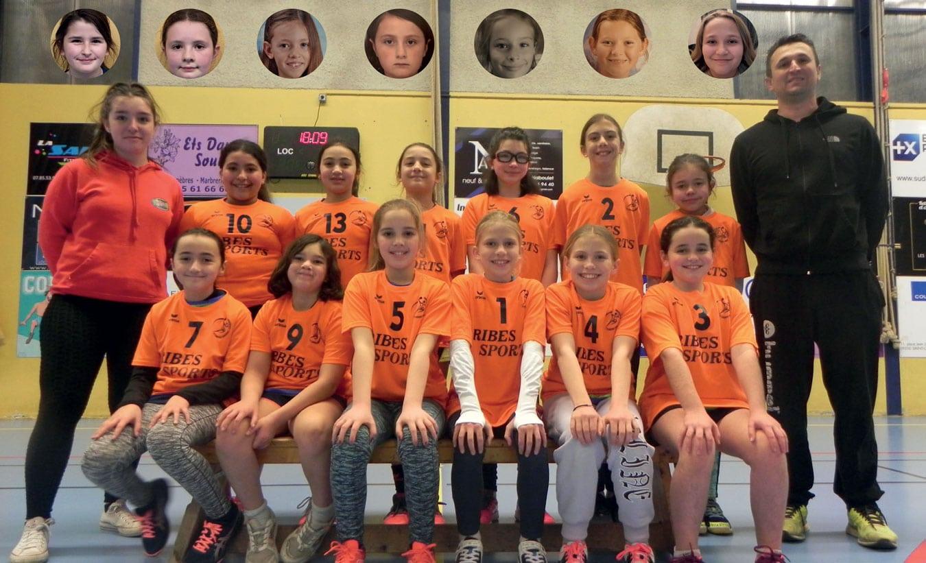 Equipe 11 Feminine