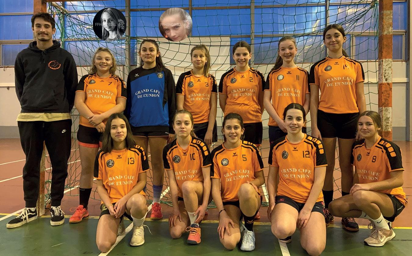 Equipe 15 Feminine