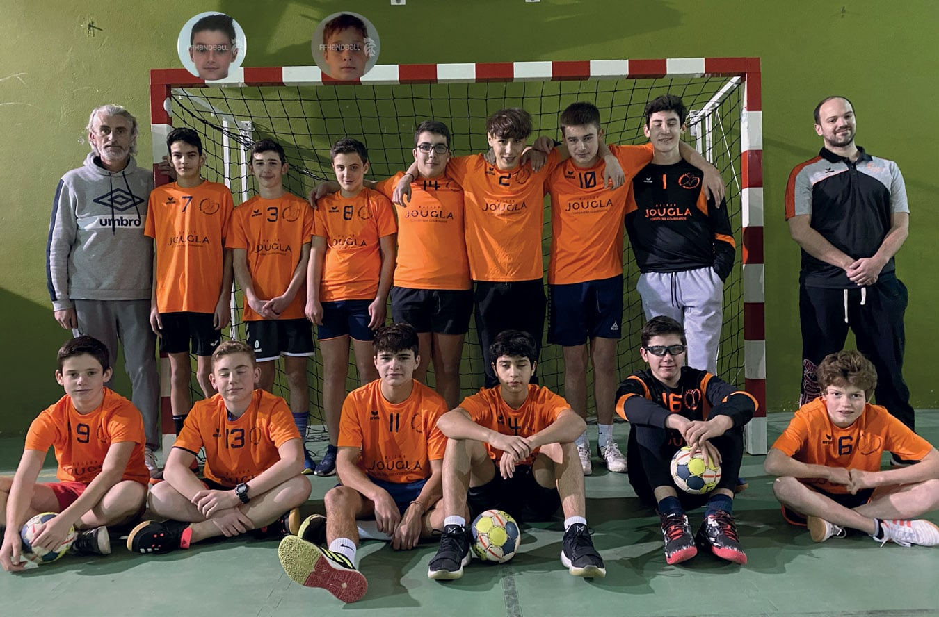 Equipe 15 Garcon